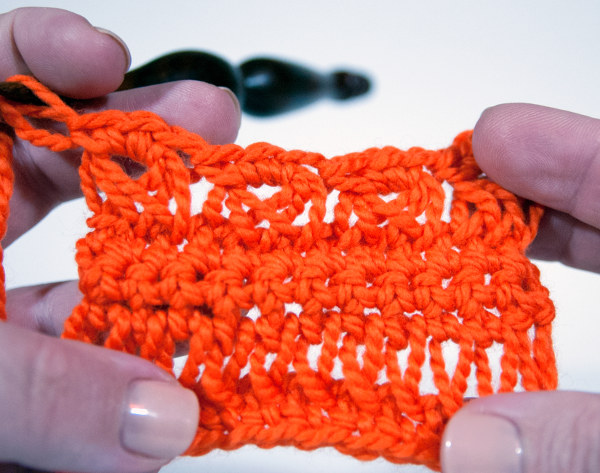 How to Crochet Broomstick Lace 17