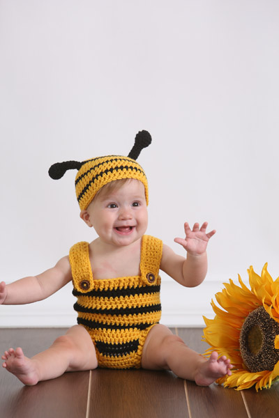 Teens bee costume patterns