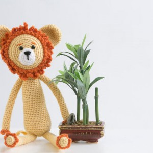 Lion King Amigurumi : Amigurumi Archives - I Like Crochet