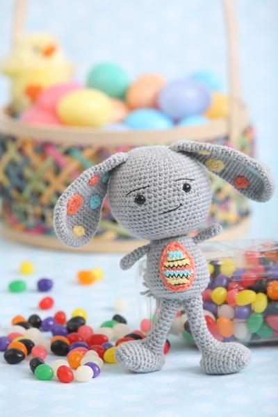 Amigurumi bunny with long ears | Crochet toys patterns, Crochet patterns  amigurumi, Crochet patterns | 600x400