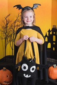 Bat'll Do Treat Bag