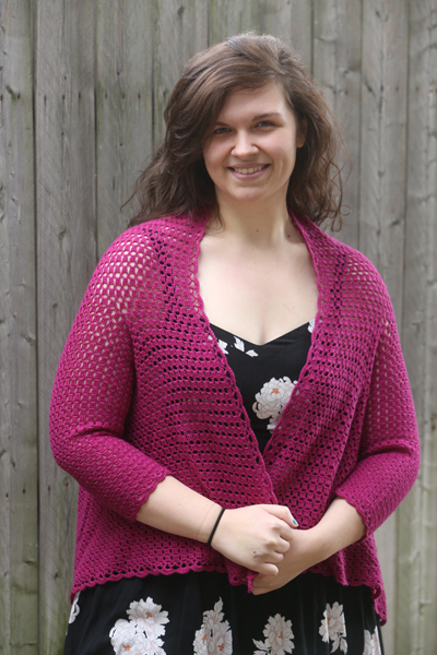 You Need This Easy Cardigan Pattern I Like Crochet