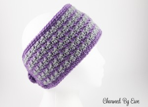 Houndstooth Headwrap (photo taken with OLYMPUS DIGITAL CAMERA)