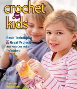 Crochet for Kids cover image