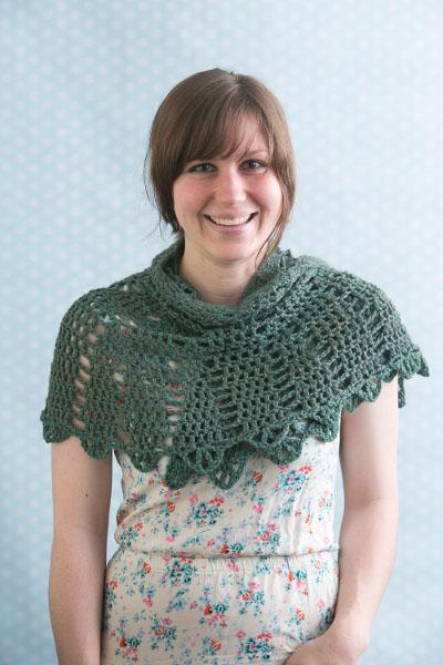 Half Circle Crochet Shawl I Like Crochet