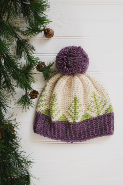 c0037b37 So Cute! Make Our Winter Hat Pattern Now - I Like Crochet