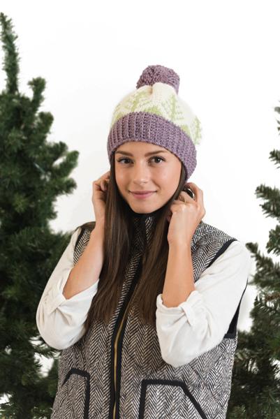 Hemlock Hat I Like Crochet