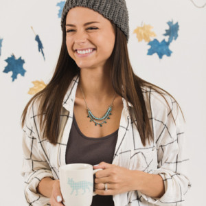 Cables aren t just for knit hats! This classic design is delightfully cozy  and will go well with any of your other winter gear. 1e425a8df2e4