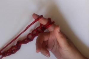 How to Finger Crochet-12