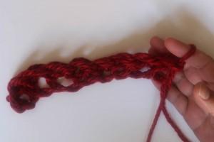 How to Finger Crochet-15