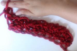 How to Finger Crochet-25