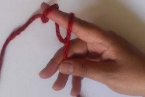 How to Finger Crochet-5