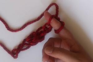 How to Finger Crochet-9