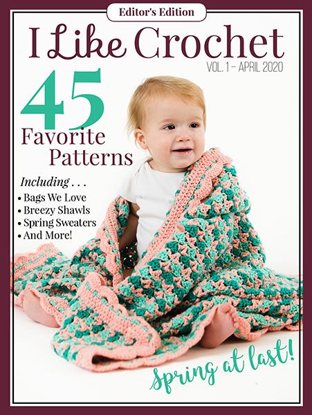 Download Love Crochet Magazine - Master New Stitches on PC & Mac ... | 600x451