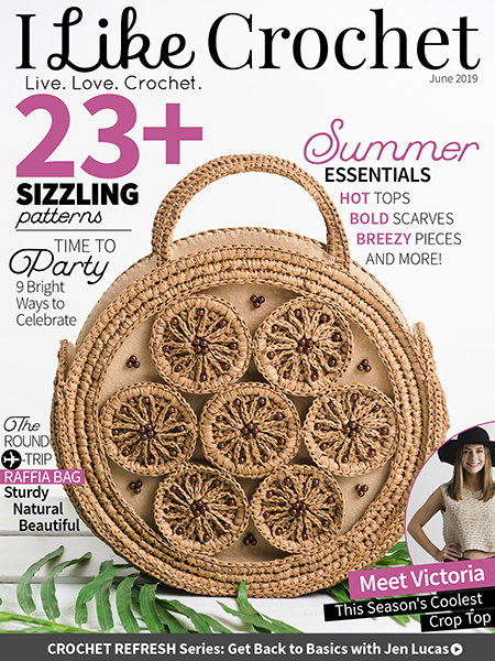 Magazine I Like Crochet