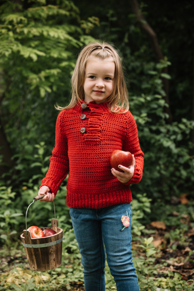 Braeburn Children's Sweater