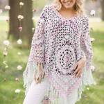 Pacific Breeze Poncho Pattern