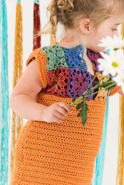 wild child tunic detail