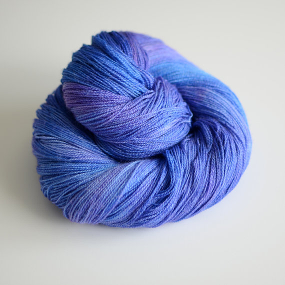 Jupiter hand dyed yarn
