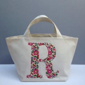 Monogrammed bag