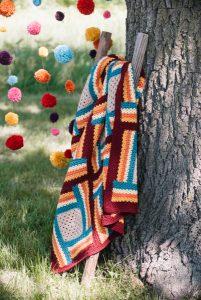 Nutmeg Trail Afghan