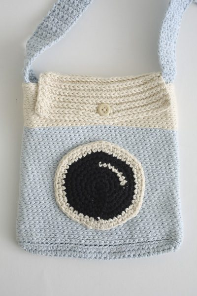 Get This Cute Camera Bag Pattern Now I Like Crochet