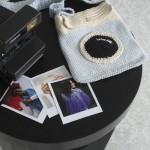 Say Cheese Camera Crochet Bag