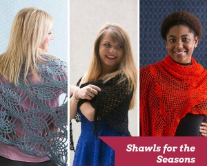 Shawls for the Seasons Feature