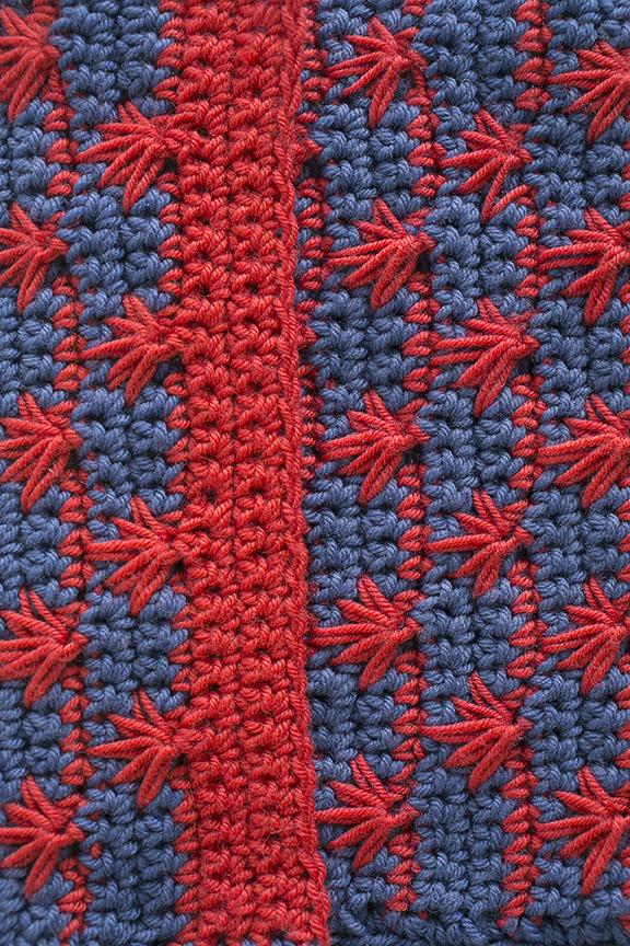 Spike Cluster Clutch I Like Crochet