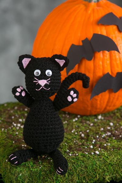 Spooky Buddies Ghost And Cat Set I Like Crochet
