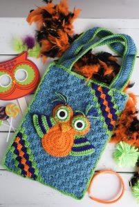 Tealight Owl Treat Bag