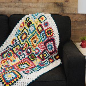 easy granny blanket