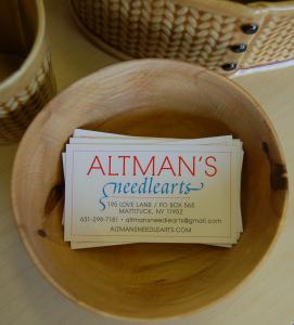 altman card