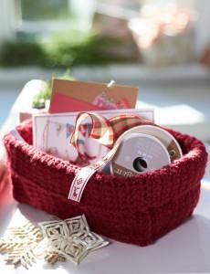 Simply Sweet Stash Basket