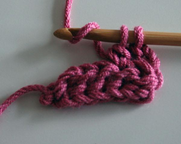 Bobble Crochet Stitch