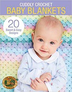 Cuddly Crochet Baby Blanket