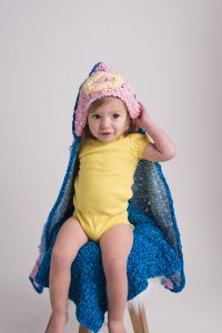 Halo Hooded Angel Blanket