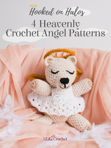 Hooked on Halos: 4 Heavenly Crochet Patterns